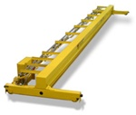5 Ton Top Running - Single Girder Bridge Crane
