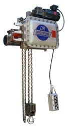 David Round Explosion Proof Hoist