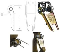 Crosby S-4320 Hook Latch Kit Pt.#1096657