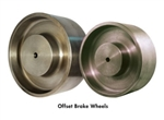 "200S-6-WHEEL-RB 6"" diameter x 3 1/4"" face width; OBW - Rough bore"