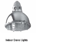 Crane Lights - Metal Halide for Indoor Service