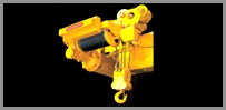 Electrolift Single Hook Wire Rope Hoist