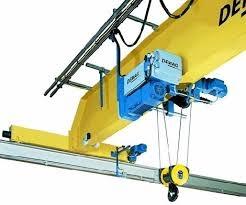 Demag 5 Ton Overhead Bridge Crane Single Girder Top Running