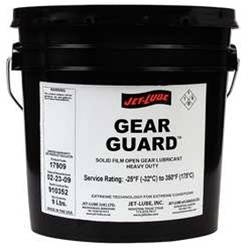 Jet-Lube Open Gear Lubricant - 1 Gallon Can