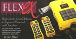 ENRANGE FLEX-12EX Wireless Radio Remote Control System  12Button-6Motions