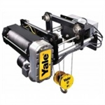 5 Ton Yale Electric Wire Rope Hoist - 20/5 fpm, Three Phase, 25ft Lift, Global King