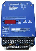 Power Electronics M123CX MicroSpeed Frequency Drive