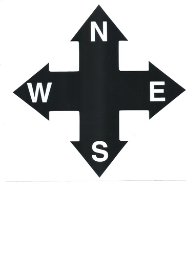 directional crane decal