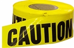 "1000 ft. ""CAUTION"" Safety Barricade Tape Roll"