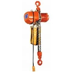 Black Bear 1 Ton Capacity Electric Chain Hoist